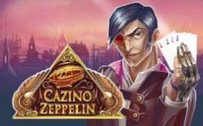 Играть в Игровой автомат Cazino Zeppelin в Джойказино: играйте онлайн